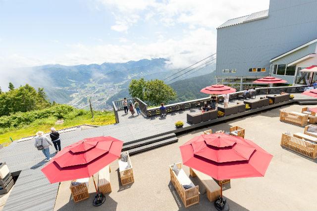 【最大300円割引】湯沢高原スキー場/パノラマパーク ロープウェイ往復券