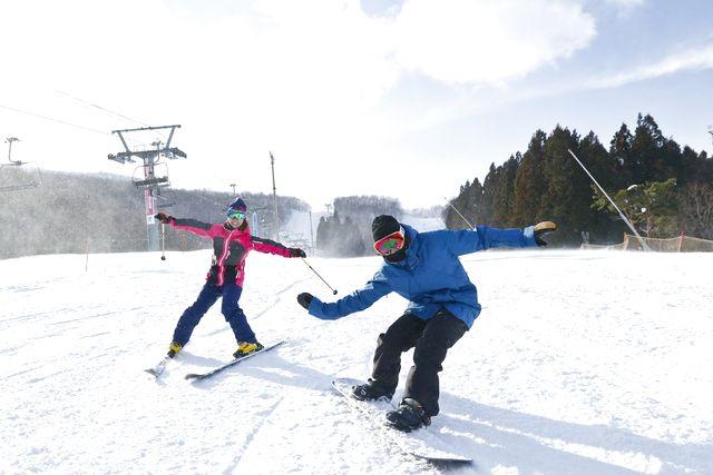 ※翌日以降利用可【200円割引】スプリングバレー泉高原スキー場 4時間券