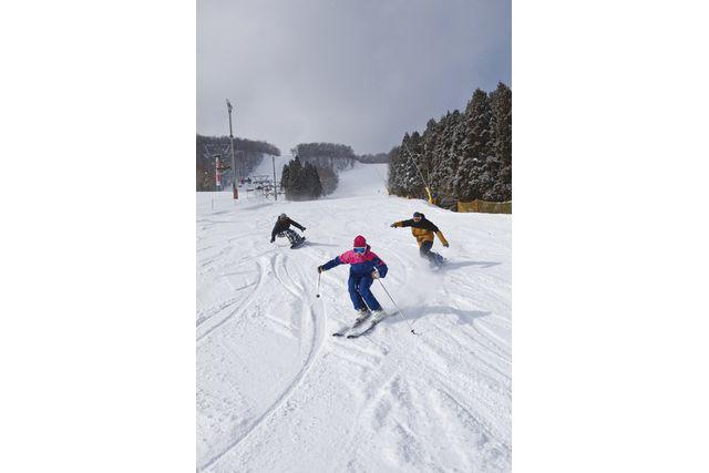 ※翌日以降利用可【200円割引】スプリングバレー泉高原スキー場 6時間券