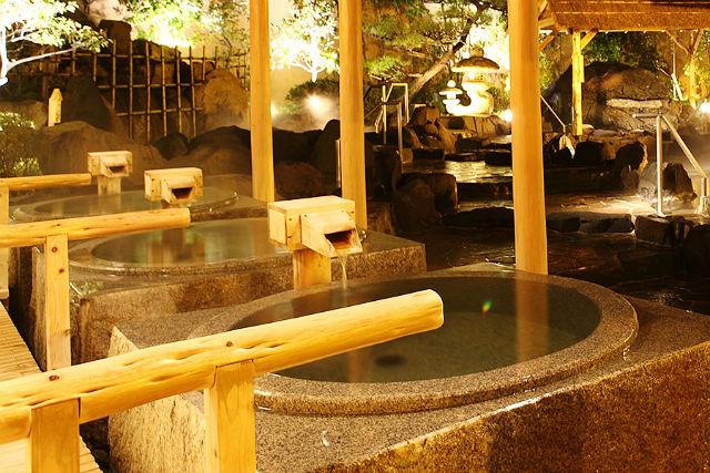 【110円割引】天然温泉かきつばた クーポン(入館料+岩盤浴)