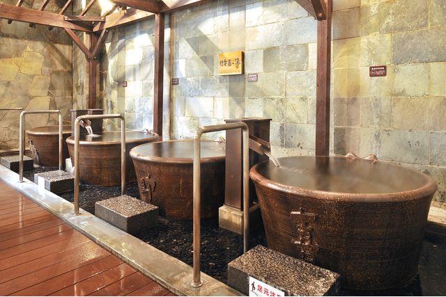 【平日・18%割引】伊予の湯治場 喜助の湯 クーポン(朝風呂入浴料+レンタルタオルセット)
