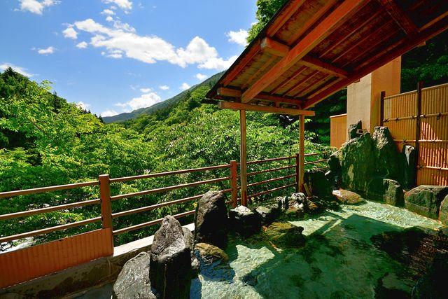 【320円割引】道志川温泉紅椿の湯 クーポン(入館料+レンタルタオルセット)