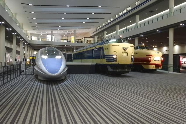 京都鉄道博物館 前売り日時指定電子チケット