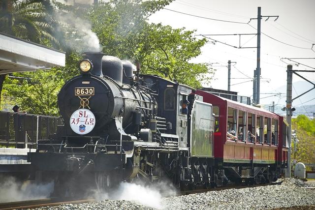 京都鉄道博物館 前売り入館電子チケット