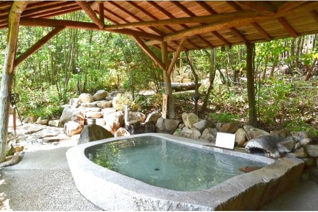 伊賀の里モクモク手づくりファーム  野天もくもくの湯(入浴+バスタオル+フェイスタオル)