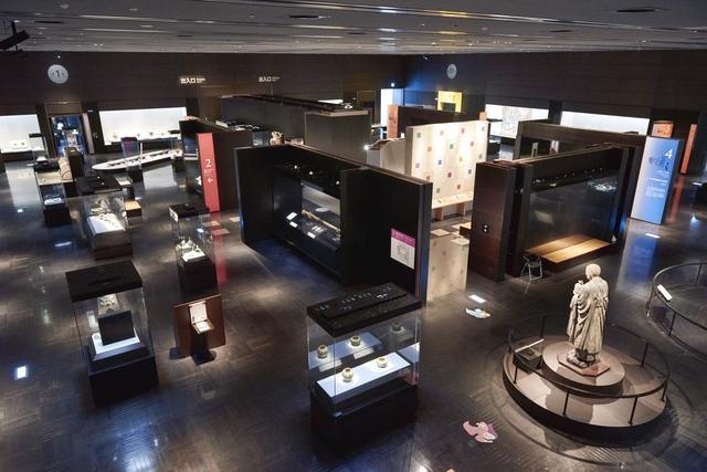 九州国立博物館 電子前売り観覧チケット(文化交流展)