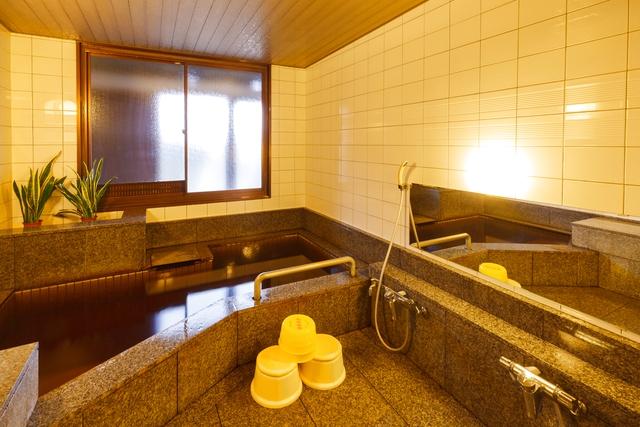 金城温泉元湯 前売り入浴チケット