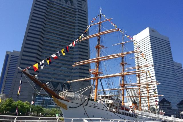 【最大33%割引】(2館共通券)帆船日本丸・横浜みなと博物館 柳原良平アートミュージアム