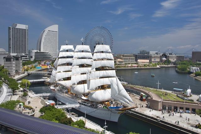 【土曜日限定】(2館共通券)帆船日本丸・横浜みなと博物館 柳原良平アートミュージアム