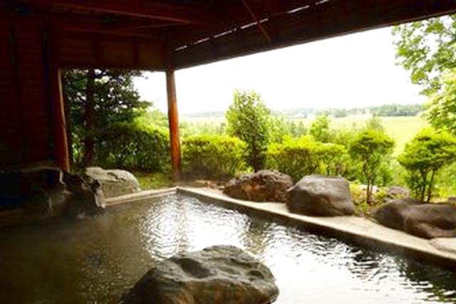 【土日祝・最大13%割引】のんびり温泉 入浴クーポン