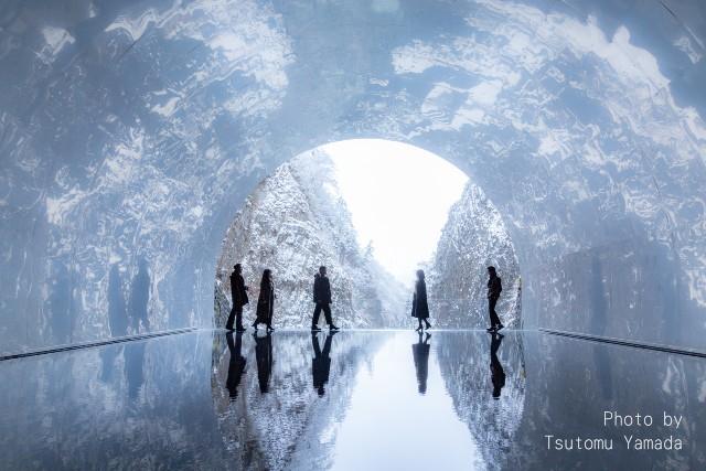 【土日祝・事前予約制】清津峡渓谷トンネル(入坑券)