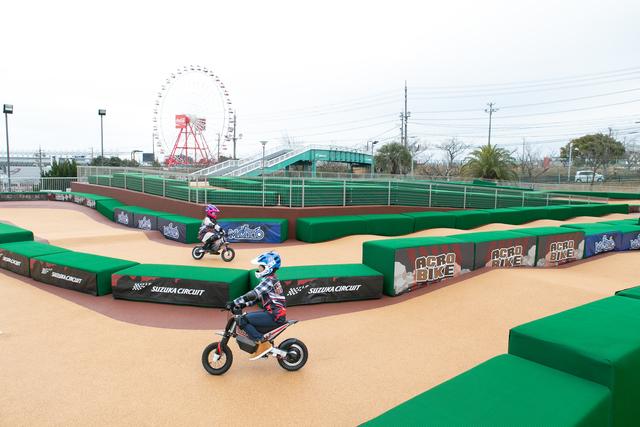 【GW】鈴鹿サーキット モートピア 「アクロバイク」ファストライド 前売り券