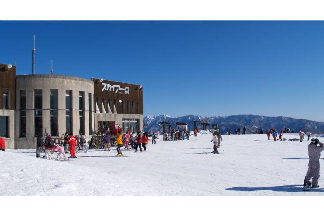 白馬岩岳スノーフィールド 電子前売りチケット(岩岳ゴンドラリフト「ノア」往復乗車券)