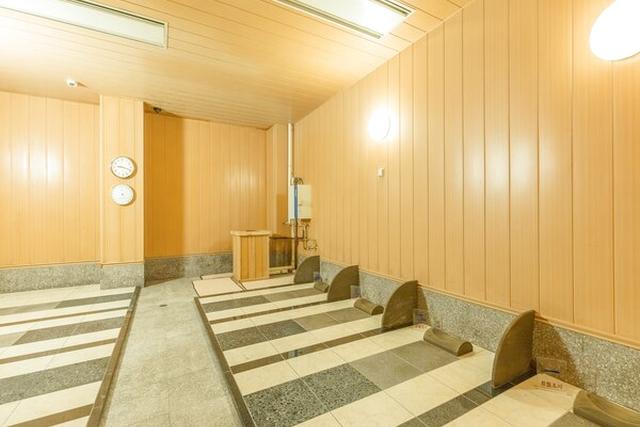 【150円割引】安田温泉やすらぎ 岩盤浴セット前売券(日帰り入浴+岩盤浴)
