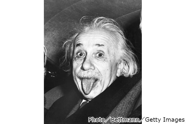 ノーベル賞受賞100年記念「アインシュタイン展」(当日券)