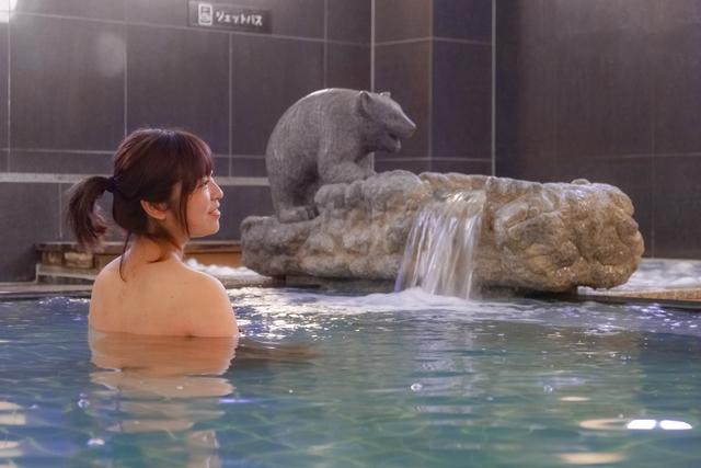 【最大352円割引】エキチカ温泉・くろしお クーポン(フリータイムコース+ワンドリンク)