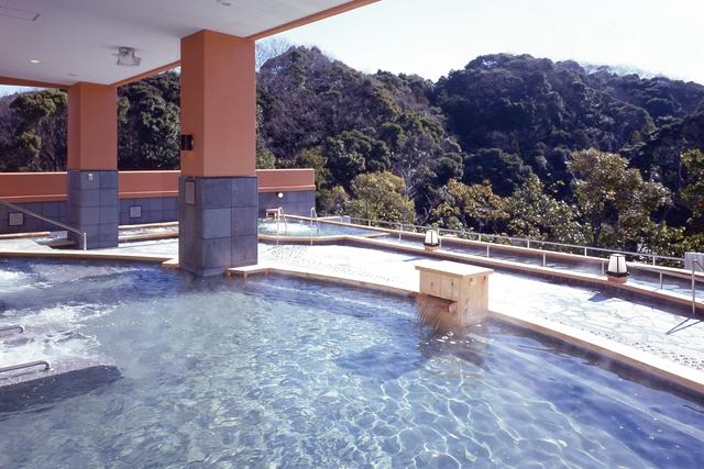 【最大150円割引】つま恋リゾート 彩の郷 森林の湯 入浴クーポン