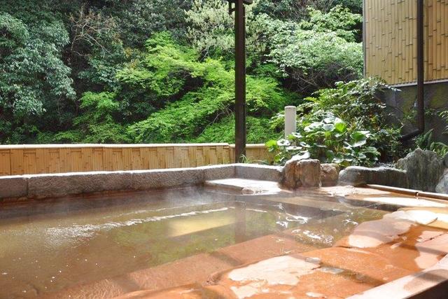 ワオチケ!【全日利用可・最大40%割引】奥水間温泉 日帰り入浴クーポン
