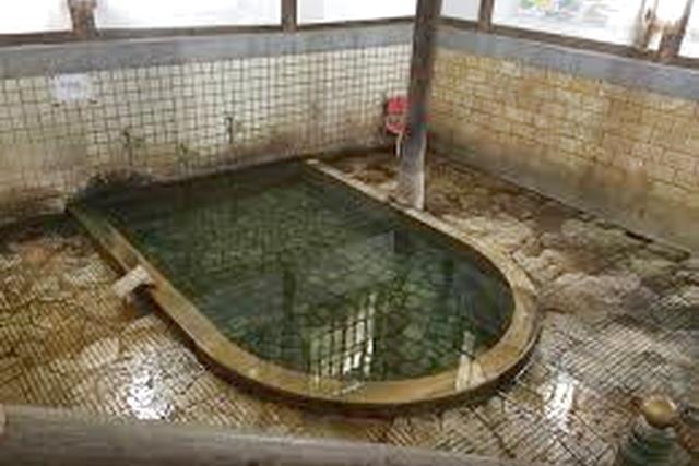 竹瓦温泉 電子前売り普通浴チケット