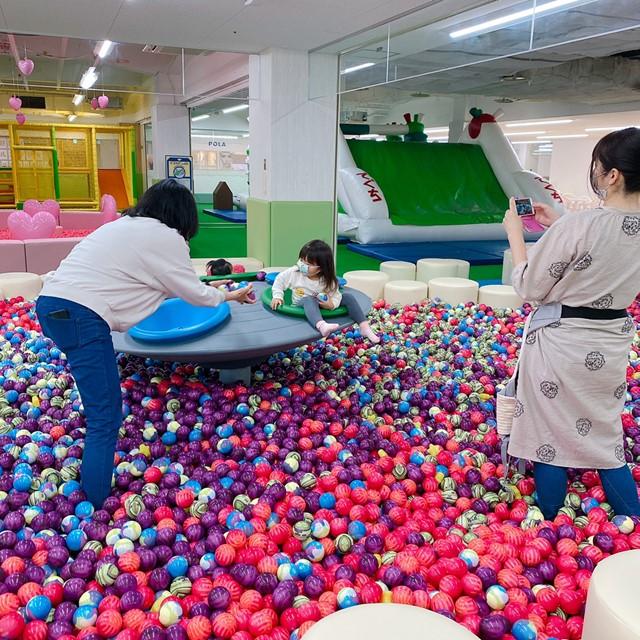 【500円】アメイジングワールド蟹江店 キッズパーク・夏休み60分制クーポン