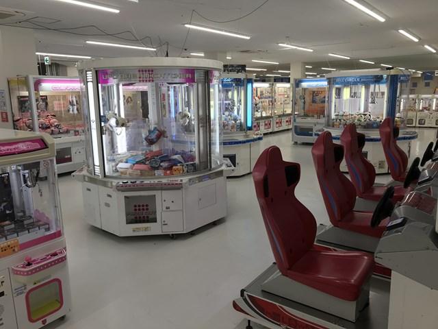 【200円割引】ハピピランド福島 クレーンゲーム12回券