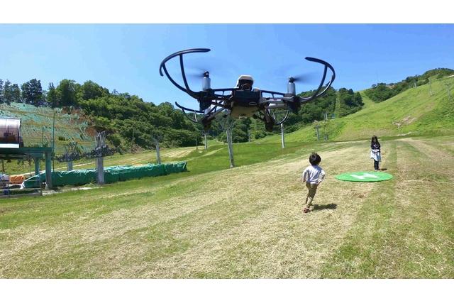 10月末迄限定【50円割引】関西最大級のドローンパークで空撮体験30分(機体レンタル込)
