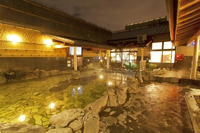 【最大190円割引】ユーバスRoyal高井田店 天然温泉入浴チケット(サウナ付き)