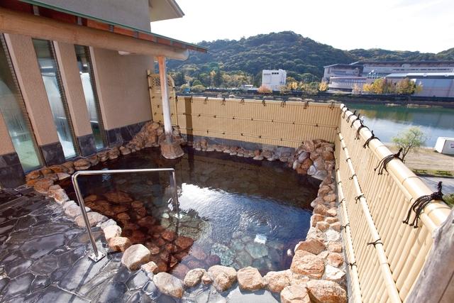 高知城下の天然温泉 三翠園 水哉閣(大浴場)電子前売り入浴チケット