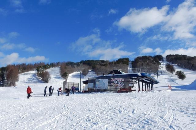 沼尻スキー場 第2レストハウス