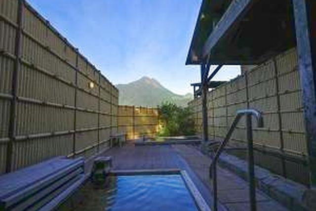 【最大17%割引】旅館やまなみ 電子前売り入浴クーポン(露天風呂)