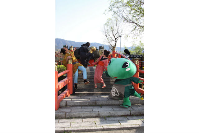 【最大10%割引】伊勢忍者キングダム 入場クーポン(入国手形)